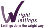 Wright Lettings, Leeds logo