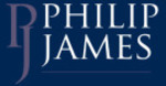 Philip James Estates logo