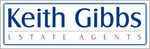 Keith Gibbs Estate Agents, Bracknell logo