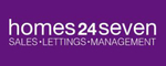 Homes 24 seven, Barking logo