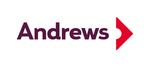 Andrews, QUEDGELEY logo