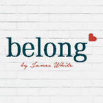 Belong, By James White, Holmfirth logo