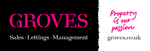Groves Residential, Morpeth logo