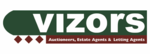 Vizors Estate Agents, Redditch logo