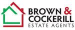 Brown and Cockerill Property Services, Rugby logo