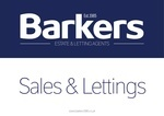 Barkers Leicester Braunstone Gate, Braunstone Gate logo