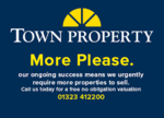 Town Property, Eastbourne logo