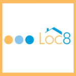 Loc8 Estate Agents logo
