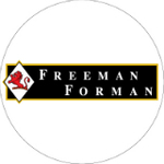 Freeman Forman, Burwash logo