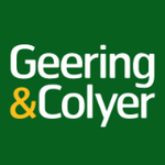 Geering Colyer, New Romney GC logo