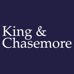 King & Chasemore, Crawley Down logo
