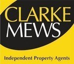 Clarke Mews, West End logo