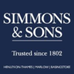 Simmons & Sons, Basingstoke logo