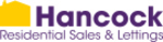 Hancock Residential Sales and Lettings, Melton Mowbray logo