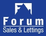 Forum Sales & Lettings, Blandford Forum logo
