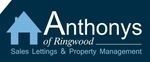 Anthonys of Ringwood logo