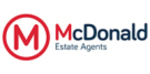 McDonald Estate Agents, Blackpool logo