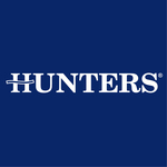Hunters, Filey logo