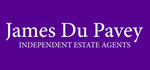 James Du Pavey Independent Estate Agents logo
