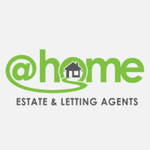 @Home Estate Agents, Exmouth logo