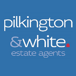 Pilkington White logo