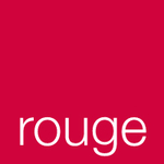 Rouge Property, harrow logo