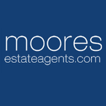 Moores Estate Agents, Uppingham logo