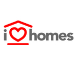 I Love Homes  logo