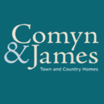 Comyn & James Country Homes  logo