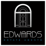 Edwards Estate Agents, Verwood logo