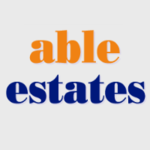 Able Estates, North Kent logo