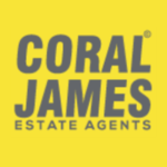 Coral James Estate Agents, Grantham logo