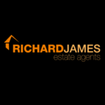 Richard James Estate Agents, Mill Hill logo