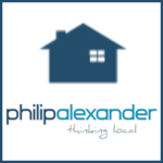 Philip Alexander Estate Agents logo