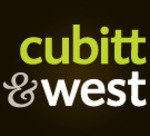 Cubitt & West, Dorking logo