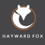 Hayward Fox, Lymington logo