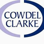 Cowdel Clarke, Warrington logo