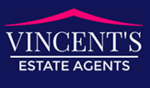 Vincents Estate Agents logo