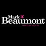 Mark Beaumont logo