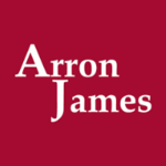 Arron James logo