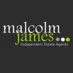 Malcolm James logo