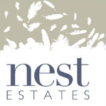 Nest Estates, Stamford logo