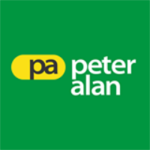 Peter Alan, black - SD2, Cardiff (St Davids 2 Branch) logo