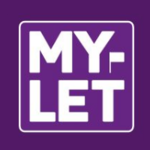 my-let, Central logo