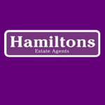 Hamiltons Estate Agents, Bolton logo