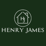 Henry James Estate Agents logo