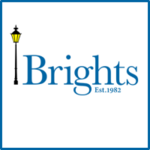 Brights, Estate Agents logo