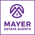 Mayer Estate Agents, Plymouth logo