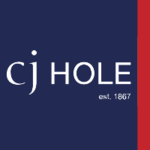 CJ Hole, Burnham-on-Sea logo