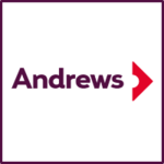 Andrews, Kingsbury logo